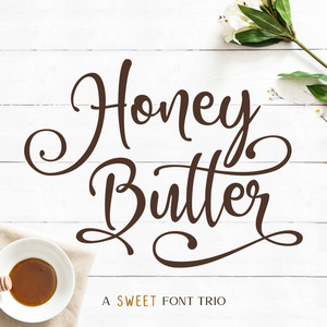 honey butter trio
