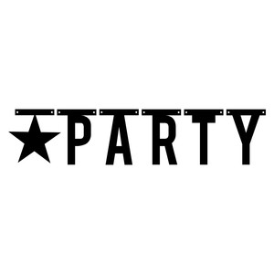 party banner