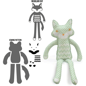 fox sewing pattern