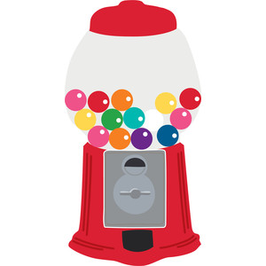 gumball machine - pop quiz
