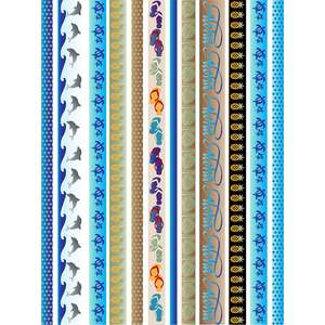 aloha washi sticker planner tape