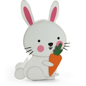 box card easter bunny
