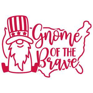 gnome of the brave