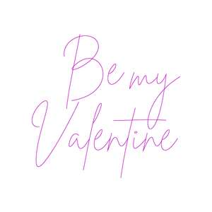 be my valentine - sketch