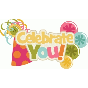 celebrate you birthday title