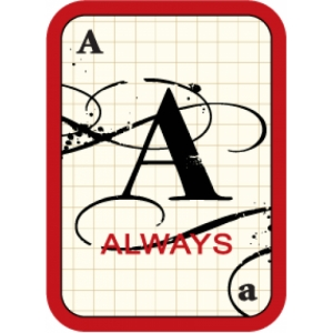 flashcard: always