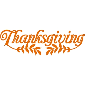 'thanksgiving' word phrase