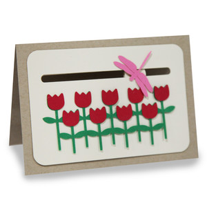 tulip motion card