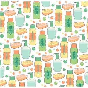 bathtime pattern