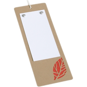 leaf list holder