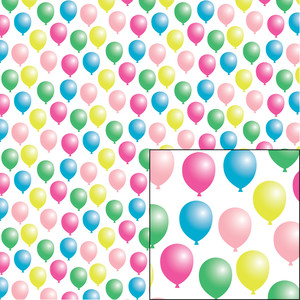balloon pattern
