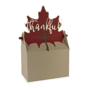 thankful leaf box