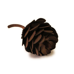 pinecone 3d miniature