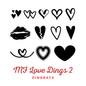 mf love dingbats