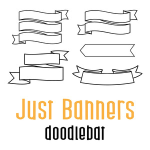 just banners doodlebat