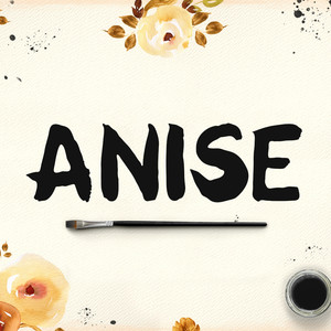 anise font