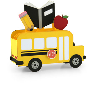 box card school bus