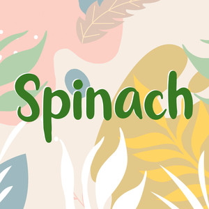 spinach font