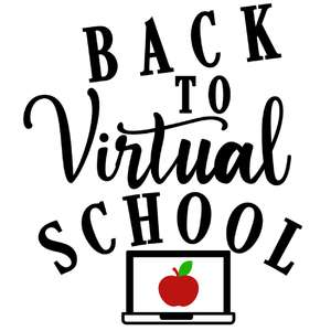 back to virtual school