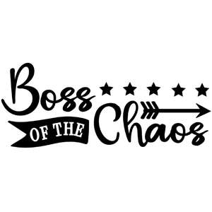boss of the chaos