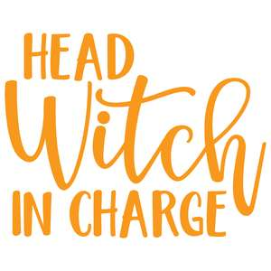 head witch in charge