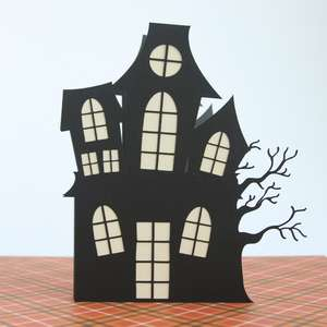 haunted house mini album
