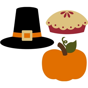 3 thanksgiving icons