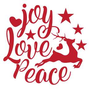 joy, love peace