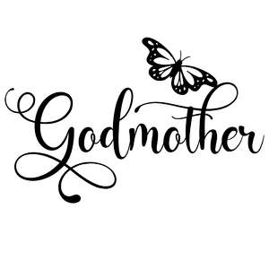 godmother butterfly word