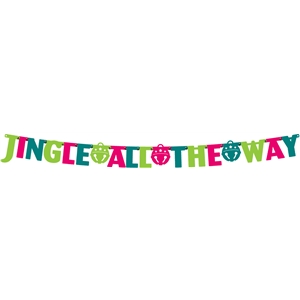 jingle all the way banner