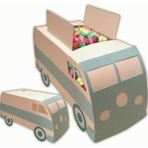 camper van candy box