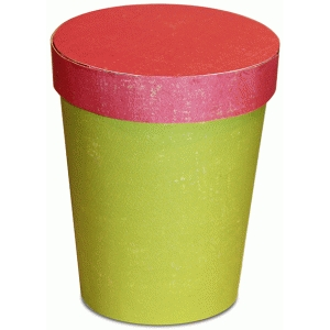 cup: ice cream pint container