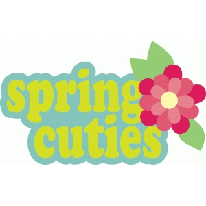 spring cuties title