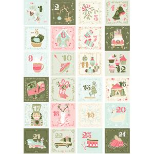 advent calendar christmas planner stickers