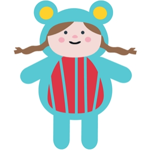 animal cuddly woodland bear