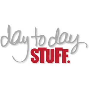 'day to day stuff'
