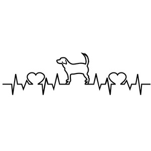 love dogs heartbeat