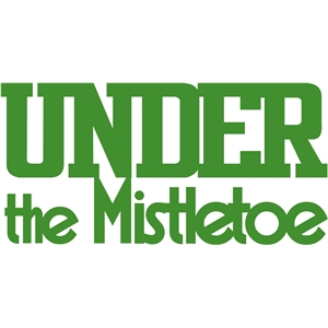 under the mistletoe phrase