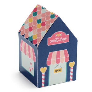 candy shop box