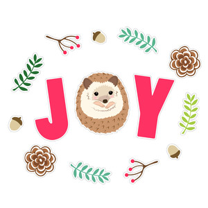 joy hedgehog ball