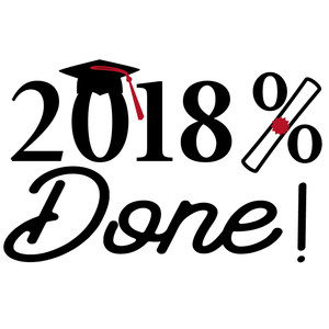 2018% done