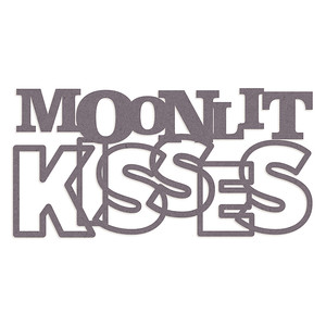 moonlit kisses