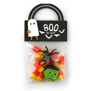 bag topper halloween ghost