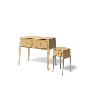 commode bedside table 3d