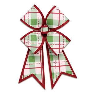 layered gift bow