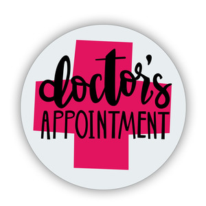 doctor's appointment printable