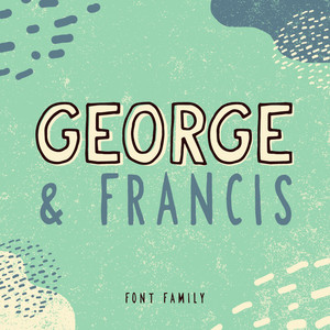george & francis font pack