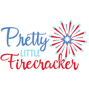 pretty little firecracker