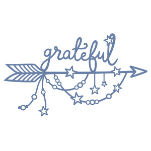 grateful arrow