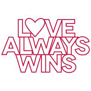 love always win
